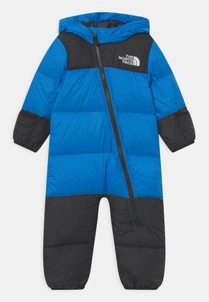 INFANT NUPTSE ONE PIECE UNISEX - Snowsuit - clear lake blue