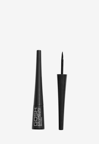 LIQUID EYELINER PEN - Eyeliner - black