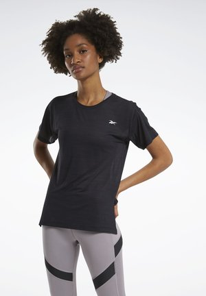 WORKOUT READY ACTIVCHILL T-SHIRT - Sports shirt - black