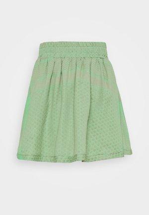 SKIRT - Áčková sukně - minty