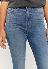 TALLY WEiJL - Jeans Skinny Fit - blue denim - 1