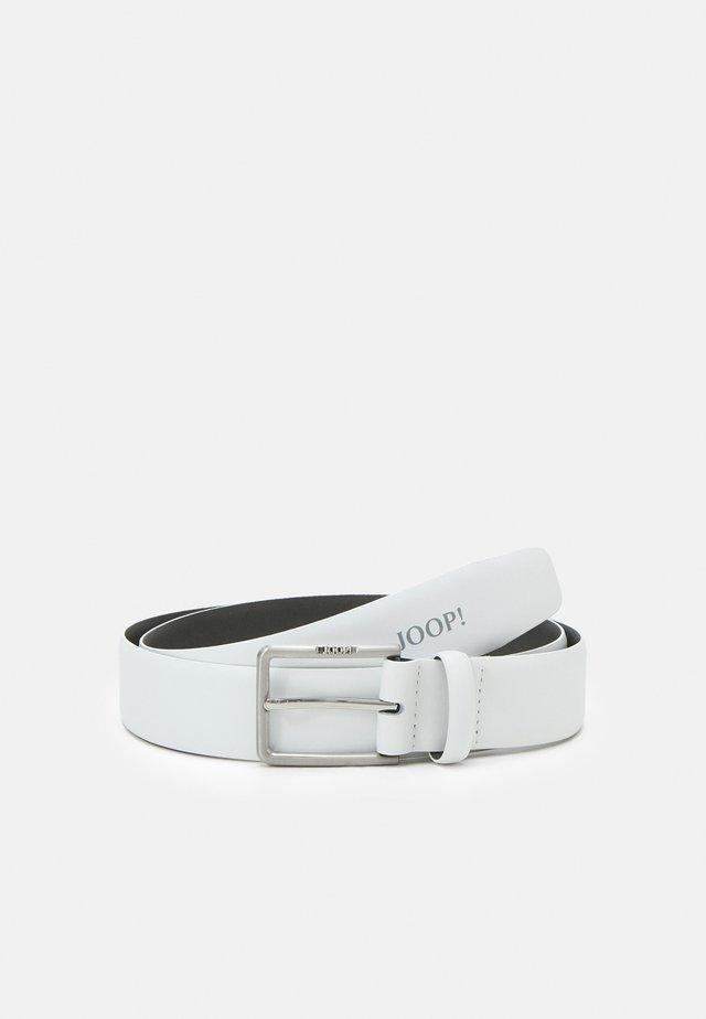 Formální pásek - white
