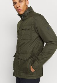 Regatta - ENEKO - Outdoor jacket - dark khaki - 8