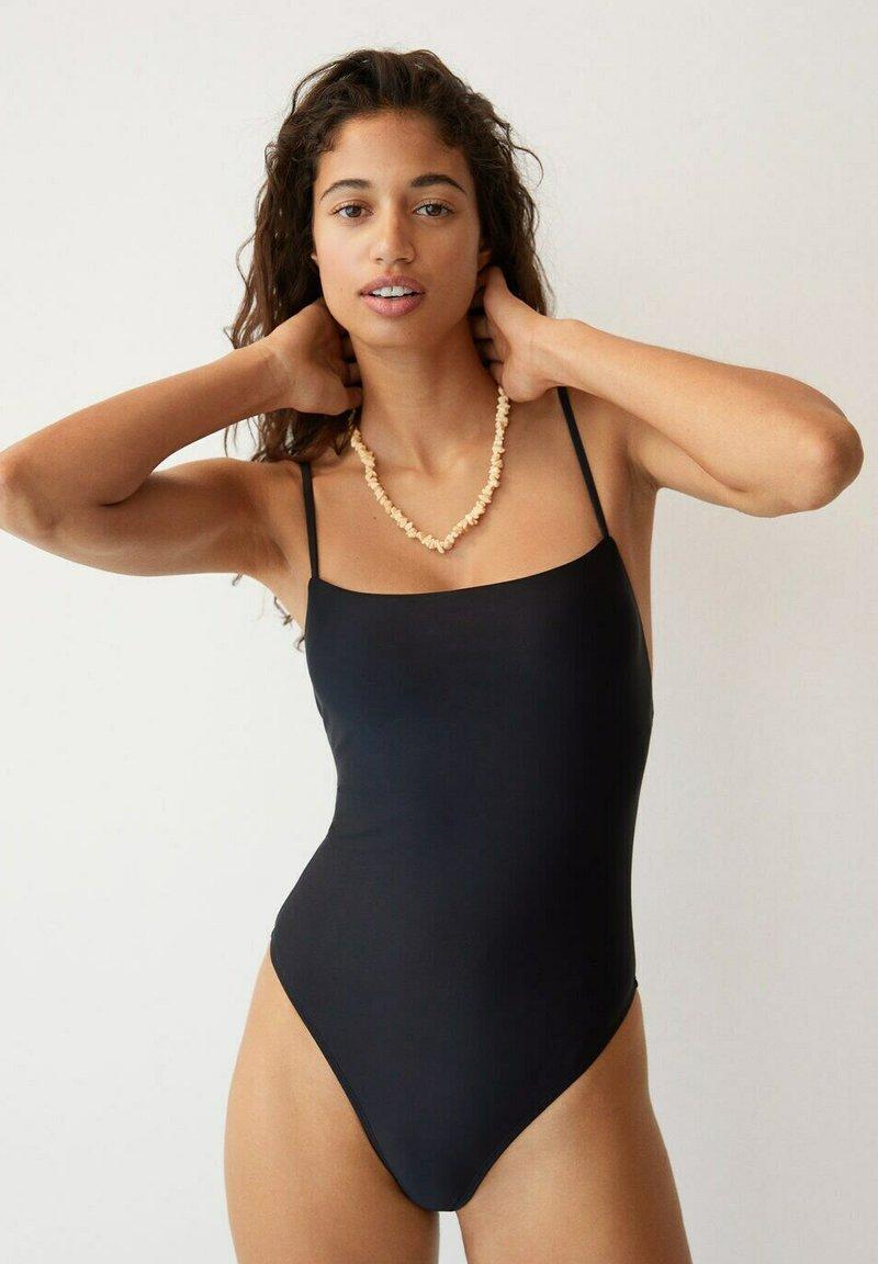 Mango - BABY - Swimsuit - svart