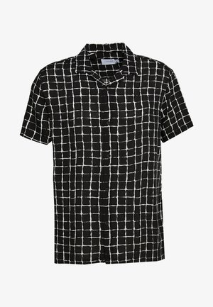 BASE CHECK REVERE - Shirt - black