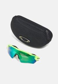 Oakley - RADAR PATH UNISEX - Sports glasses - path matte uranium/prizm jade - 5