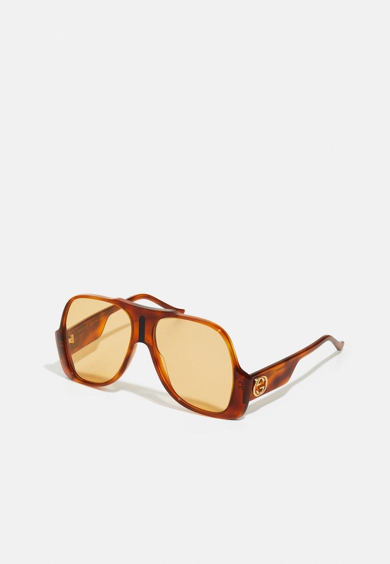 Gucci - UNISEX - Sunglasses - havana/yellow