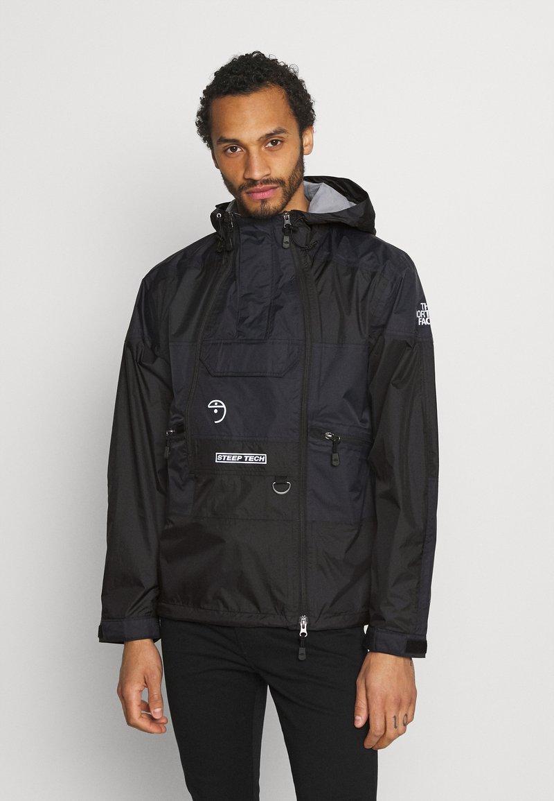 The North Face - STEEP TECH LIGHT RAIN JACKET - Waterproof jacket - black