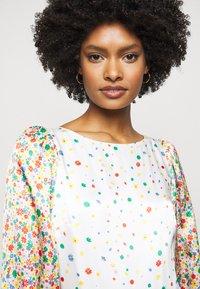 Olivia Rubin - BIBI DRESS - Maxi dress - rainbow floral - 4