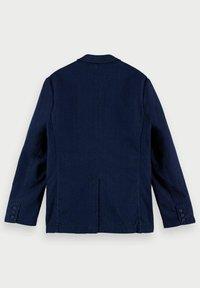 Scotch & Soda - Blazer jacket - indigo - 6