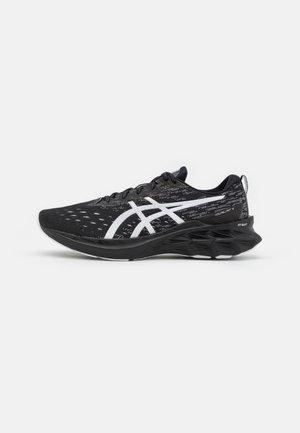 NOVABLAST 2 - Neitrāli skriešanas apavi - black/pure silver