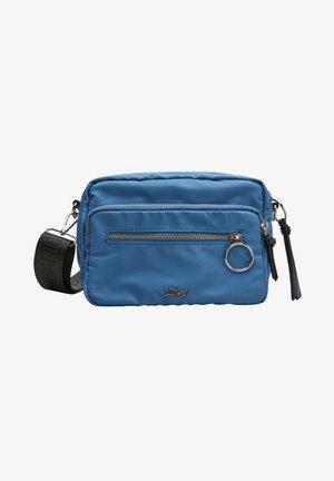 Across body bag - smokey blue