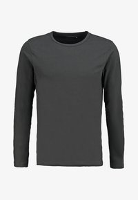 Jack & Jones - JJBASIC  - Longsleeve - black - 5