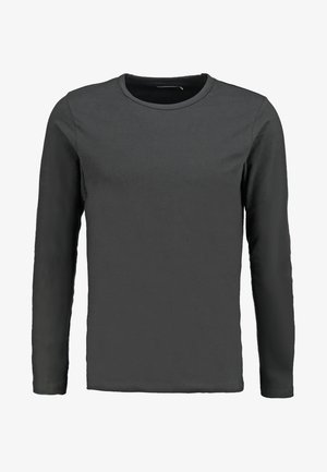 JJBASIC  - Langærmede T-shirts - black