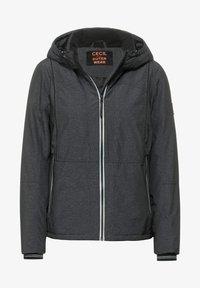 Cecil - MIT KAPUZE - Outdoor jacket - grau - 3