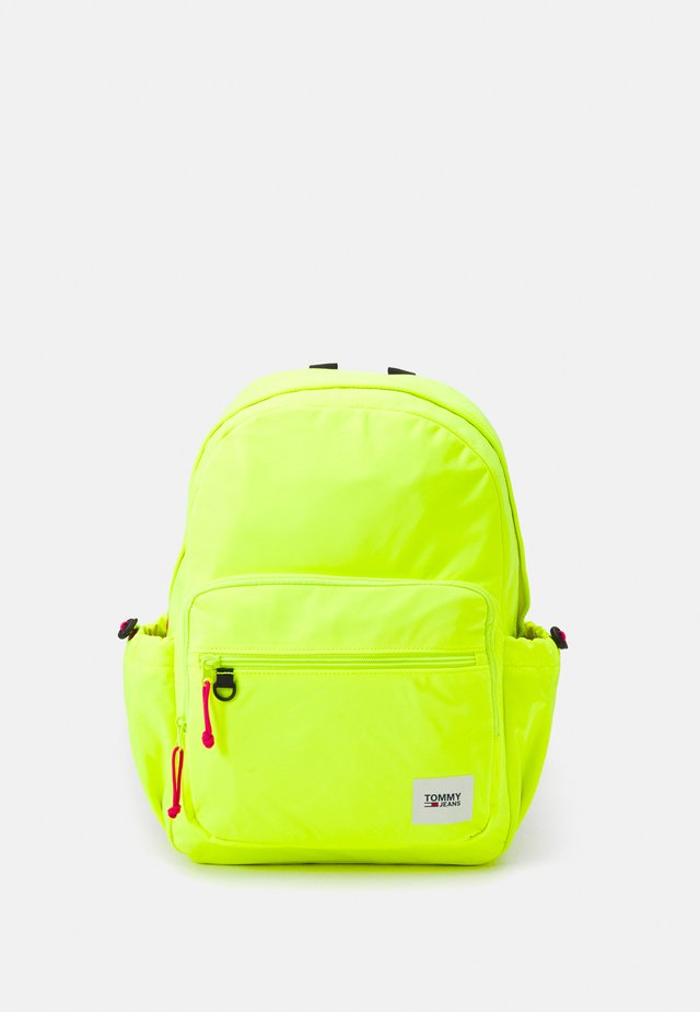 URBAN ESSENTIALS BACKPACK UNISEX - Batoh - yellow