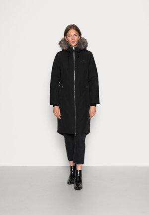 WINTER PARKA - Classic coat - black