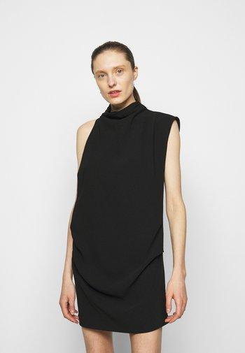 VICTA DRESS - Koktejlové šaty/ šaty na párty - black