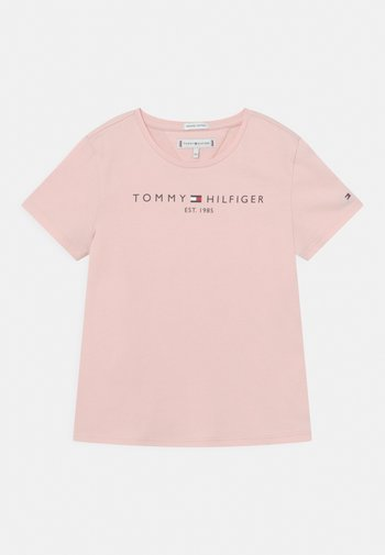 ESSENTIAL  TEE - Print T-shirt - delicate pink