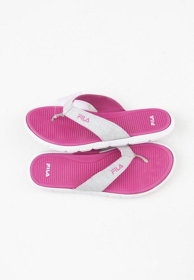 Teenslippers - pink