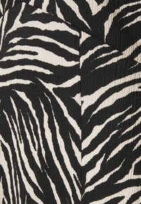 Wallis Tall - ZEBRA FINDLE MIDI DRESS - Maxi dress - black - 2