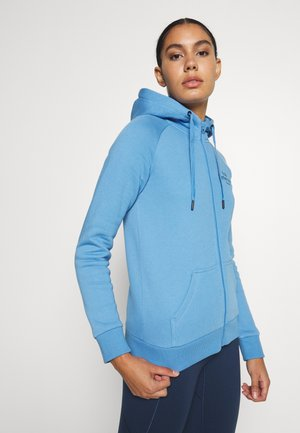 ORIGINAL ZIP HOOD - Hettejakke - blue elevation