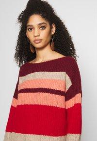 comma - Jumper - multicolor stripes - 4
