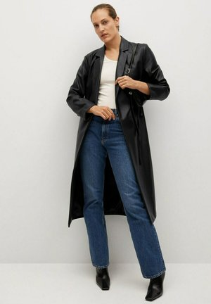 ALI - Classic coat - noir