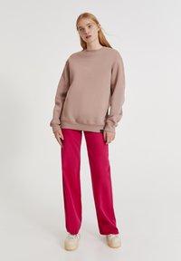 PULL&BEAR - Sweatshirt - pink - 4