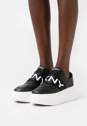 MADIGAN  - Trainers - black