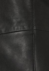 Ibana - TENLEY - Basic T-shirt - black - 2