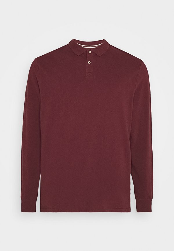 Pier One Koszulka polo - bordeaux/bordowy Odzież Męska APVW