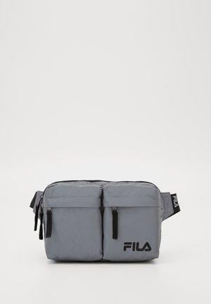WAIST BAG - Bum bag - silver