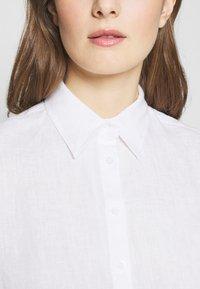 Lauren Ralph Lauren - TISSUE - Košile - white - 5