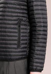 Emporio Armani - JACKET - Down jacket - nero - 4