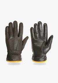 Pearlwood - MILES - Gloves - hazel - 0