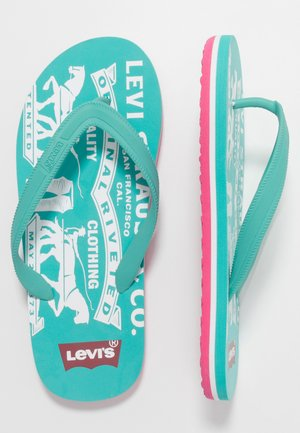 SIESTA - Pool shoes - turquoise