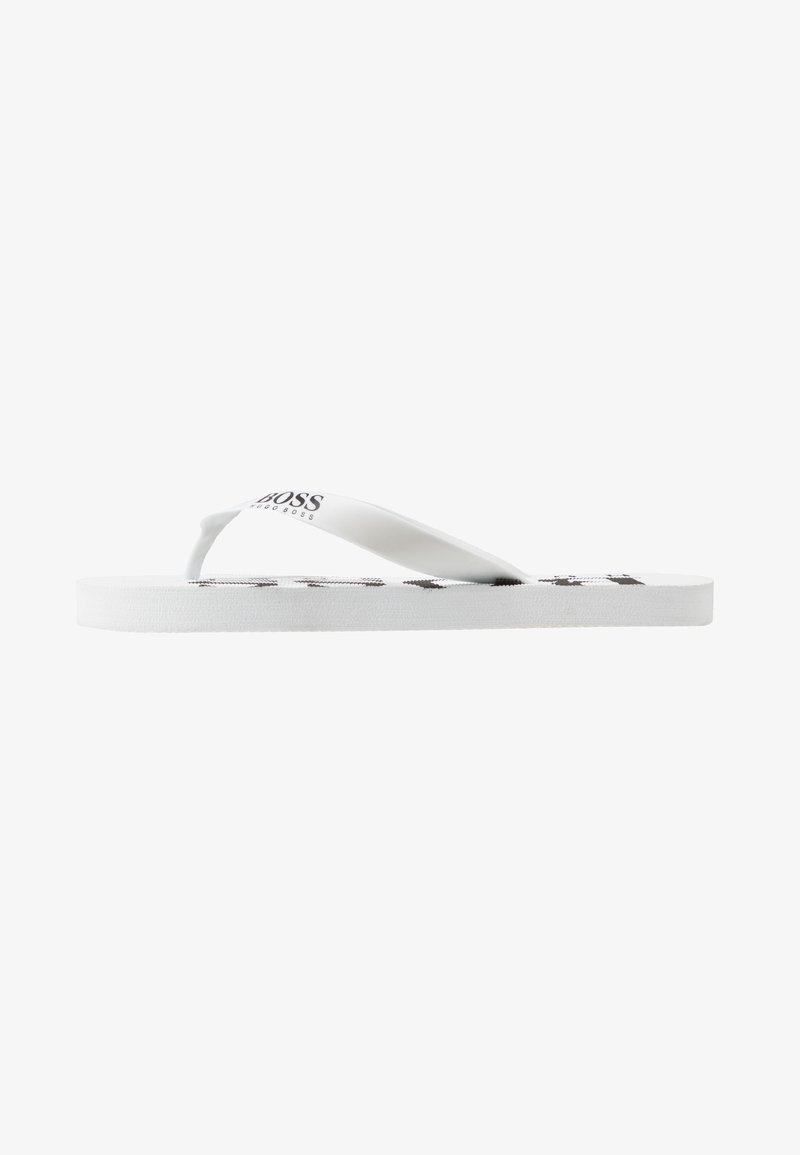 BOSS Kidswear - Pool shoes - white