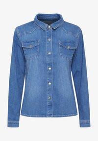 Denim Hunter - Button-down blouse - light blue/ blue wash - 4