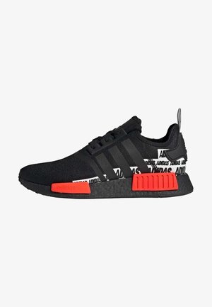 NMD_R1 BOOST SHOES - Baskets basses - black