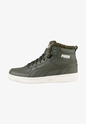 High-top trainers - night/whisper
