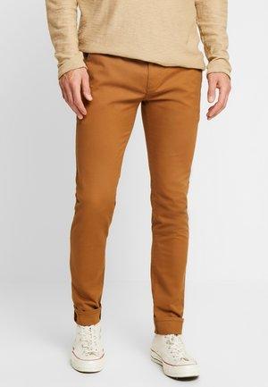 DRAKE - Chinos - spanish brown