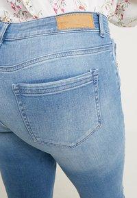 ONLY Carmakoma - CARWILLY - Jeans Skinny Fit - light blue denim - 5