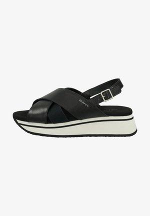 JAIDYN - Sandals - black