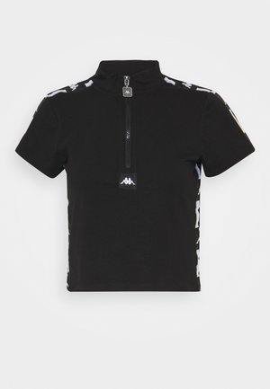 HADA - Print T-shirt - caviar