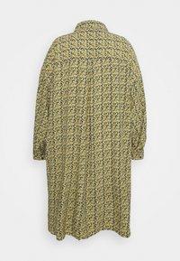 Glamorous Curve - Shirt dress - multi yellow ditsy - 8