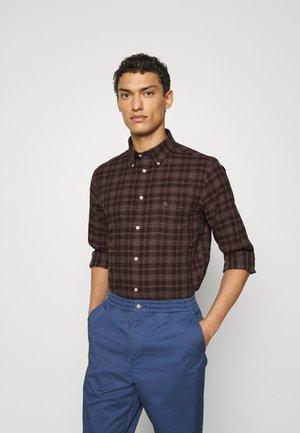 LONG SLEEVE SHIRT - Shirt - brown