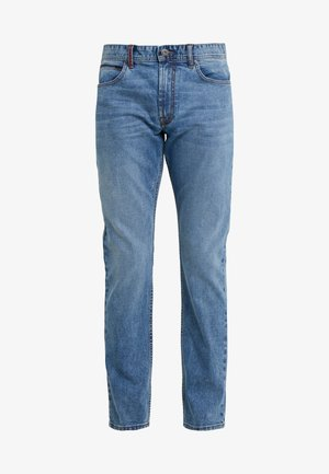CORE LIGHT WASH - Slim fit jeans - dark-blue denim