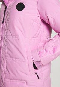 Burton - LAROSA PUFFY  - Snowboard jacket - orchid - 7