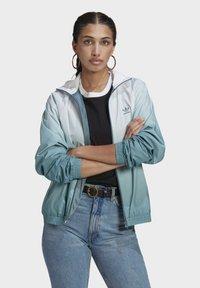 adidas Originals - Light jacket - white - 3
